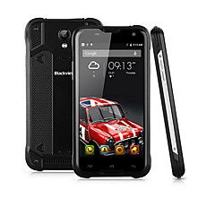 New Blackview® BV5000 IP67 Waterproof  MTK6735  Quad Core 2GB RAM/16GB ROM 5000mAh Big Battery 5'' 4G LTE Smartphone
