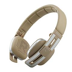 Beevo V8 ヘッドホン(ヘッドバンド型)Forメディアプレーヤー/タブレット / 携帯電話 / コンピュータWithマイク付き / DJ / ボリュームコントロール / ゲーム / スポーツ / ノイズキャンセ / Hi-Fi / 監視 / Bluetooth