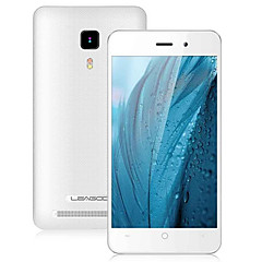 "Leagoo Leagoo Z1 6.0 "" 5.1 Android טלפון חכם 3G ( SIM כפול Quad Core 1.3 MP / 3 MP 512MB + 8 GB שחור / מוזהב / לבן )"