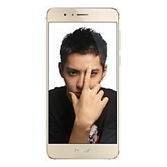 "Huawei Honor 8 5.2 "" Android 6.0 Celular 4G (Chip Duplo oito-núcleo 12 MP 3GB + 32 GB Dourado / Branco)"