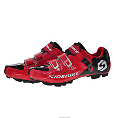 BOODUN/SIDEBIKE® joggesko Mountain Bike-sko Sykkelsko Unisex Demping Fjellsykkel PU ånd bare Blanding EVA Sykling