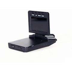 車のDVR 2.4 インチ スクリーン ダッシュカム