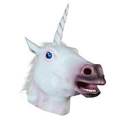 Halloweenské masky Unicorn Halloween 1