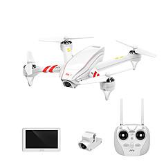 Drón Jyu JYU Hornet S 7CH Vezérlő 6 Tengelyes 2,4 G HD kamerával RC quadcopterFPV / LED Világítás / Egygombos Visszaállítás /