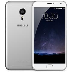 "MEIZU PRO5 5.7 "" Flyme OS 4G Smartphone (Dual SIM Octa Core 21 MP 3GB + 32 GB Silver)"