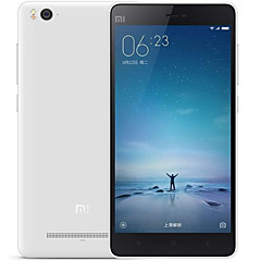 "Xiaomi Mi4c 3.8 "" Android 6.0 4G Smartphone (Dual SIM Deca Core 13 MP 256MB + 128 GB Black / White)"