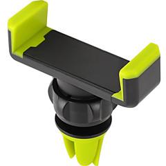 Mobilstativ Bil Luftventilasjon 360° rotasjon ABS for Mobiltelefon