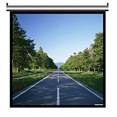 수동 스크린 프로젝터 스크린 84-4 3 KTV 가정 높은 인치 흰색 플라스틱 프로젝션 스크린 - 정의 화면