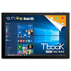Teclast Tbook-10 Android 5.1 / Windows 10 Tablet RAM 4GB ROM 64GB 10.1 Inch 1920*1200 Quad Core