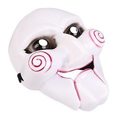 Halloweenské masky Žolík Potřeby na svátky Halloween / Plesová maškaráda 1PCS