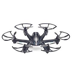 Drone MJX X800 4CH 6 Eixos 2.4G Com Câmera Quadcóptero RCIluminação De LED / Retorno Com 1 Botão / Modo Espelho Inteligente / Vôo