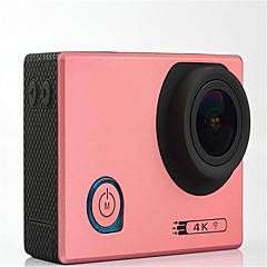 F80 Action Camera / Sports Camera 16MP 4000 x 3000 WiFi 調整可 防水 ワイヤレス 30fps 4X ±2EV 2 CMOS 32 GB H.264 英語 フランス語 ドイツ語 スペイン語シングルショット バーストモード
