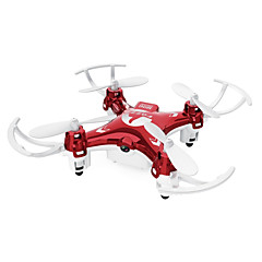 Drone 4-kanaals 6 AS 2.4G Met camera RC quadcopterLED-verlichting Headless-modus 360 Graden Fip Tijdens Vlucht Upside-Down Flight
