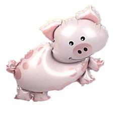 風船 豚 アルミニウム 5~7歳 8~13歳 14歳以上