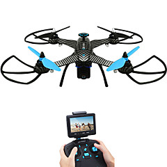 NEW Drone JJRC X1G 4CH 6 Axis 5.8G With 2.0MP FPV HD Camera RC Quadcopter Brushless Motor LED Failsafe 360Rolling Access Real-Time Footage