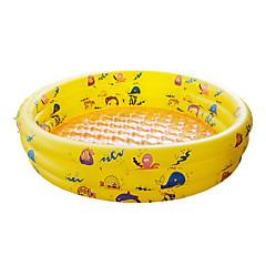 물 놀이기구 / 수중/모래 튜브 실외 장난감 원통형 PVC 무지개 남자 아이 / 여아