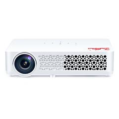 800WM DLP WXGA (1280x800) Projektor,LED 400 Lumens Mini Transportabel HD Android Kabellos 3D DLP Projektor
