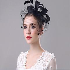 נשים כותנה כיסוי ראש-חתונה אירוע מיוחד סרטי ראש חלק 1