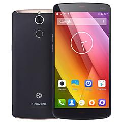 Kingzone Z1 Plus 5.5  Android 5.1 Cell Phone (Dual SIM Quad Core 13 MP 2GB  16 GB Black / White)