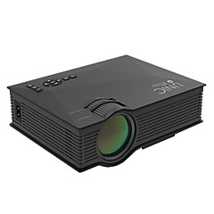 ZHG-UC46BG LCD WVGA (800x480) Proyector,LED 1200lm Mini HD Wireless Proyector