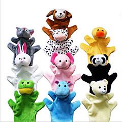 Мягкие игрушки Необычные игрушки Игрушки Оригинальные Rabbit / Слон / Утка / Мышь / Кожа ящерицы Плюш Радужный Мальчики / Девочки