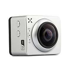 DV360 Actiecamera / Sportcamera 16MP 4608 x 3456 WIFI / Verstelbaar / Draadloos / Groothoek 30fps 4X ± 2EV 1.5 CMOS 32 GB H.264Enkele