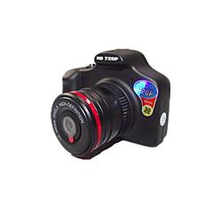 HD720P Q8 Akční kamera / Sportovní kamera 12MP 1920 x 1080 Multifunkční 4X 1,5 CMOS 64 GB Jedna fotografie / Sériové focení Ne Evrensel