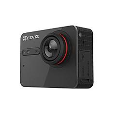 S5PLUS מצלמה בסגנון / מצלמת פעולה מסך מגע / עמיד במים / מסך כפול / זויית רחבה 30fps No 2 CMOS 8 GB H.264צילום(סינגל שוט) / מצב צילום