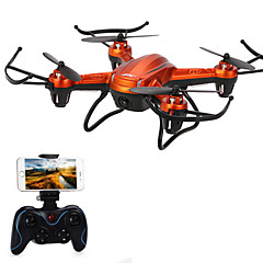 2pcs Battery Drone 2.4G RC Quadcopter Phone Control HD 720P 2.0MP One key Take Off And Lang  Fixed High Hover Headless Mode 6 Axis 4CH LED