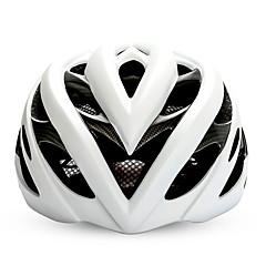 יוניסקס אופניים קסדה לא תקף פתחי אוורור רכיבת אופניים רכיבה על אופניים רכיבה על אופני הרים רכיבה בכביש רכיבת פנאי מידה אחת One Size