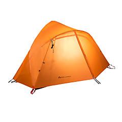 MOBI GARDEN 1 Pessoa Tenda Duplo Tenda Automática Um Quarto Barraca de acampamento OxfordProva de Água Respirabilidade Resistente Raios