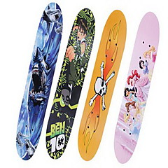 Holz Kinder Standard-Skateboards