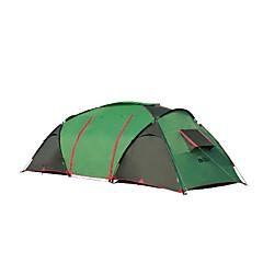 MOBI GARDEN® 5-8 사람 텐트 더블 베이스 자동 텐트 원 룸 캠핑 텐트 옥스퍼드 방수 호흡 능력 자외선 저항력 바람 방지 따뜻함 유지 울트라 라이트 (UL) 폴더 휴대용-하이킹 캠핑 여행 야외