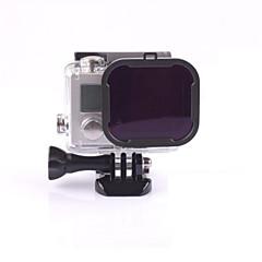 GoPro příslušenství,Dive FilterPro-Akční kamera,Gopro Hero 2 Gopro Hero 3 Gopro Hero 3+ GoPro Hero 5Potápění Surfování Lodičky Kajak