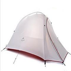 Naturehike עמיד למים עמיד אולטרה סגול ייבוש מהיר מוגן מגשם מאוורר היטב חדר אחד אוהל מחסה וברזנט