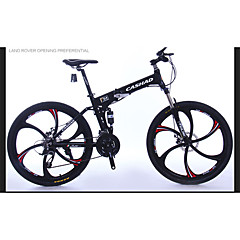 Mountain Bike Folding bicikle Biciklizam 27 Brzina 26 inča/700CC Shimano Disk kočnica Suspension ForkOkvir od aluminijske legure