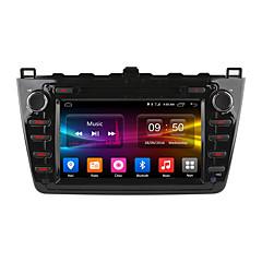 ownice c500 android 6.0 quad core 8 tuuman HD-näyttö 1024 * 600 auton DVD-soitin gps Mazda 6 Ruiyi ultra tukea 4G LTE