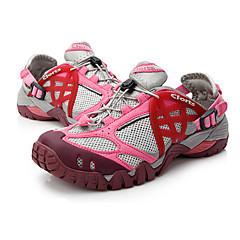 Tênis Tênis de Caminhada Sapatos Casuais UnisexoAnti-Escorregar Anti-Shake Almofadado Ventilação Impacto Secagem Rápida Vestível