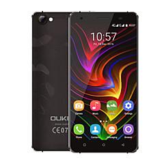 "OUKITEL C5 PRO 5.0 "" Android 6.0 4G smarttelefon ( Dobbelt SIM Kvadro-Kjerne 8 MP 2GB + 16 GB Svart Hvit Sølv )"