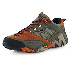 Tênis Tênis de Caminhada Sapatos de Montanhismo HomensAnti-Escorregar Anti-Shake Almofadado Ventilação Impacto Anti-desgaste Secagem