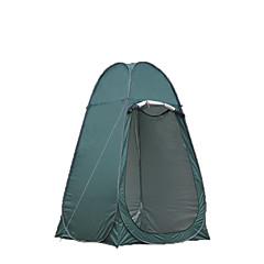 1 Pessoa Tenda Único Mudando Sala de Vestir Tent Um Quarto Barraca de acampamento 1000-1500 mm Aço Inoxidável Couro EcológicoÁ Prova de
