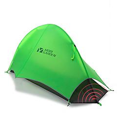 עמיד למים נשימה עמיד אולטרה סגול עמיד ברוח נייד להתחמם קל במיוחד(UL) מתקפל חדר אחד אוהל