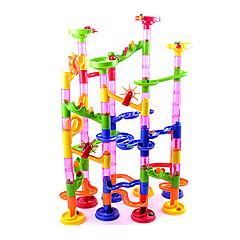 Építőkockák Társasjáték Építő játékok Újdonságok Henger alakú ABS Szivárvány Fiúknak Lányoknak