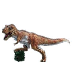 Action - Figuren & Plüschtiere Model & Building Toy Spielzeuge Neuartige Dinosaurier Plastik Khaki Für Jungen Für Mädchen