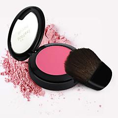 Blush Pó Gloss Colorido Cobertura Longa Duração Natural Rosto
