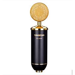 PC-K820 s drátem Karaoke mikrofon USB Zlatá
