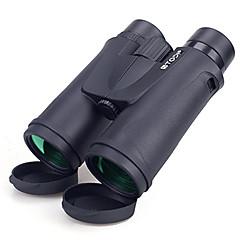 STODI 12X42 mm משקפת הבחנה גבוהה  (HD) Fogproof נרתיק נשיאה זויית רחבה היקף ייכון נשיאה ידניתשימוש כללי Hunting צפרות(צפיה בציפורים) חלל