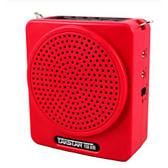 TAKSTAR E180M Wireless Computer Microphone USB Red