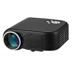 X5 미니 휴대용 250lumens 프로젝터 640 * 480 (임의 배송) 주도