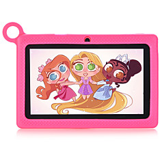 "7"" Kinder Tablet (Android 4.4 1280*800 Quad Core 512MB RAM 8GB ROM)"